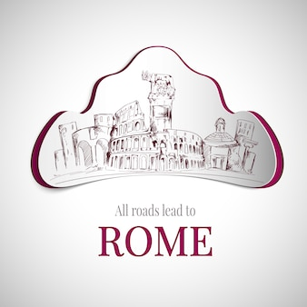 Rom-stadtemblem