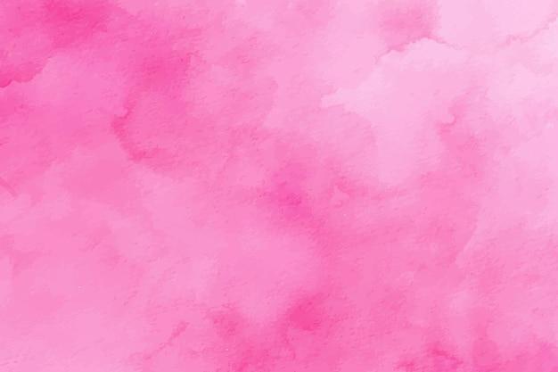Rosa aquarell-hintergrundbeschaffenheit