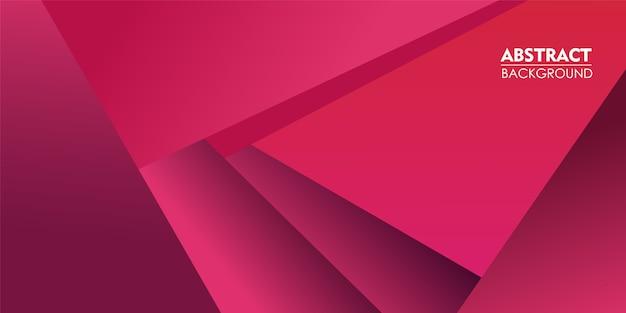 Rosa-hintergrund des abstrakten musters der eleganz.
