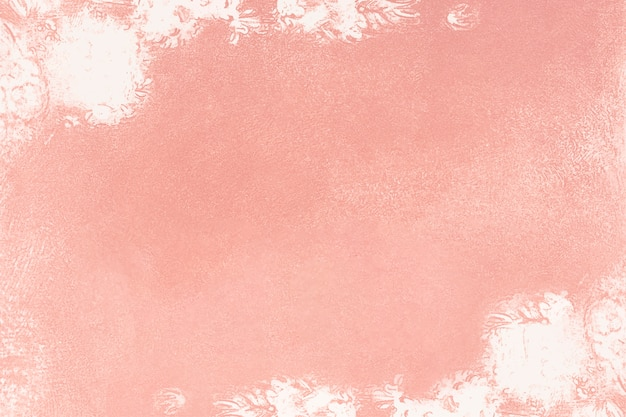 Rosa öl gemalter segeltuchhintergrund