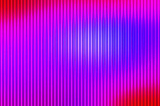 Rosa purpurrote blaue zusammenfassung mit hellen linien verwischte hintergrund