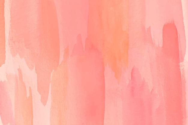 Rosa töne gemalten hintergrund