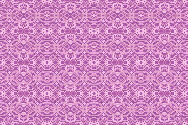 Rosa webkunst mit abstraktem nahtlosem muster
