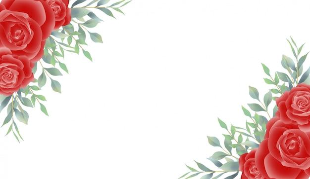 Rosafarbener hintergrund des schönen aquarells