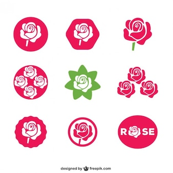 Rose symbole