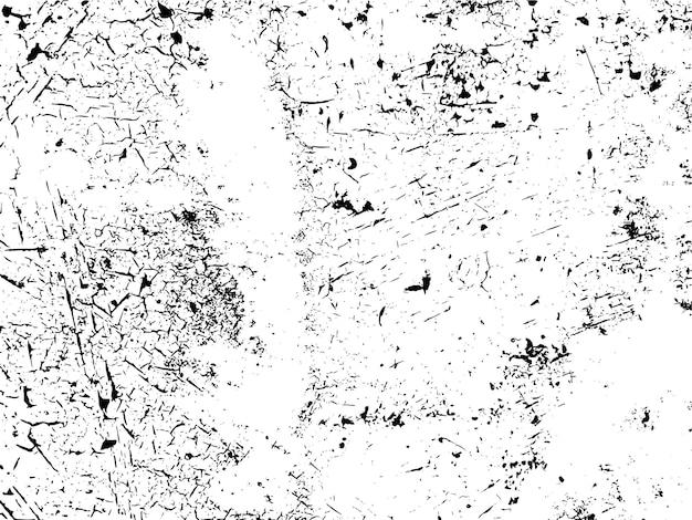 Rostige metallstruktur. rost und schmutz überlagern schwarz-weiß-textur.