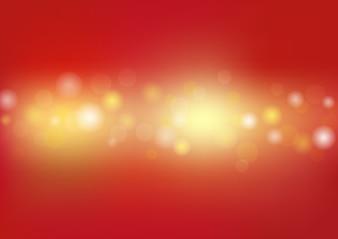 Rot feiern Unschärfenzusammenfassungshintergrund
