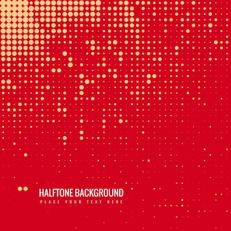 Rote farbe halbton-hintergrund