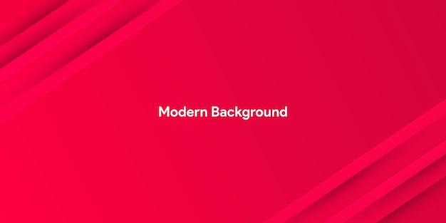 Roter abstrakter hintergrund mit streifenbeschaffenheit