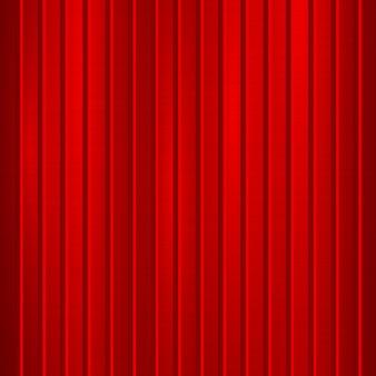 Roter gestreifter hintergrund
