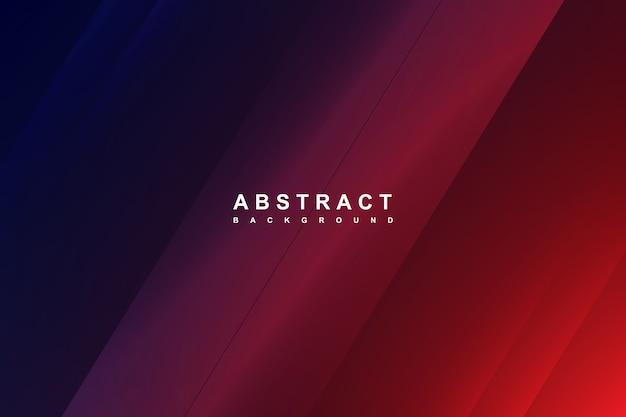 Roter hintergrund des abstrakten gradienten