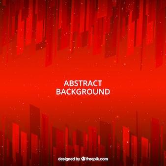 Roter Hintergrund mit abstrakter Art