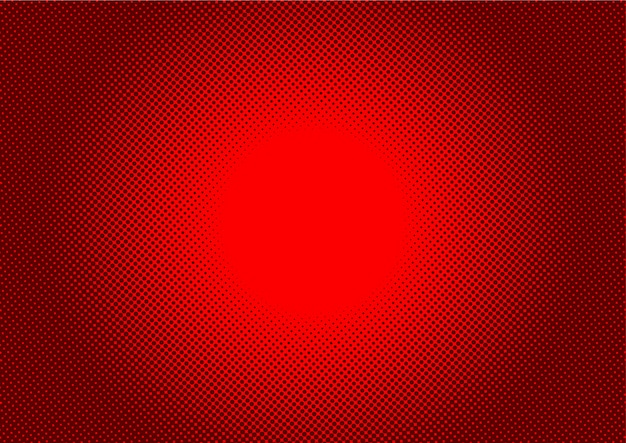 Roter hintergrundhalbtonbildschirm 75