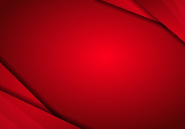 Roter metallzusammenfassungs-technologiehintergrund