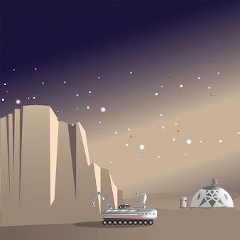Rover planet
