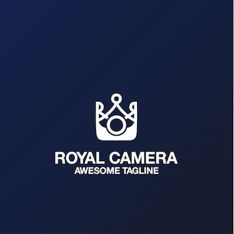 Royal camera logo design fantastische inspiration inspirationen