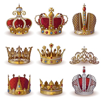 Royal crowns sammlung