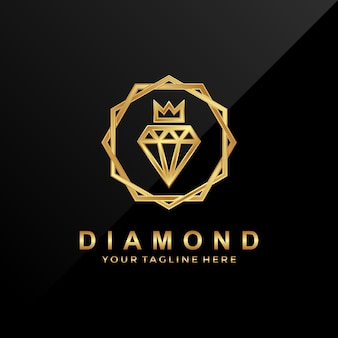Royal diamond luxus-logo
