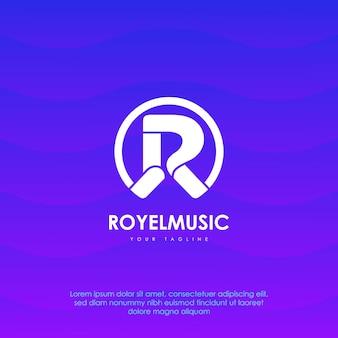 Royel music logo