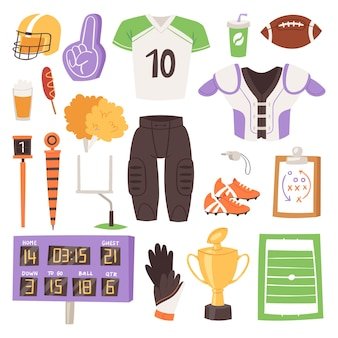 Rugby rugger sportswear set