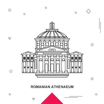 Rumänisches athenaeum