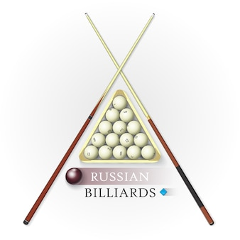 Russisches billard