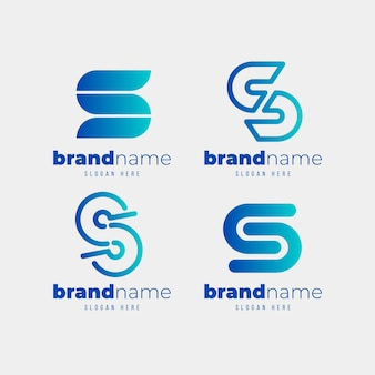 S logo sammlung