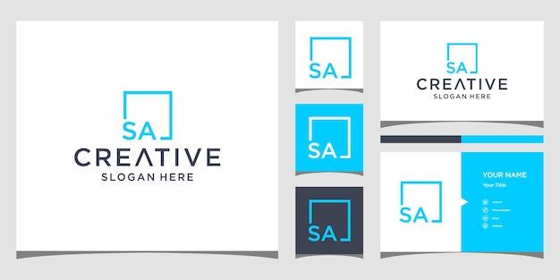 Sa-logo-design