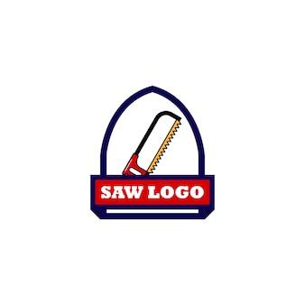 Säge-logo