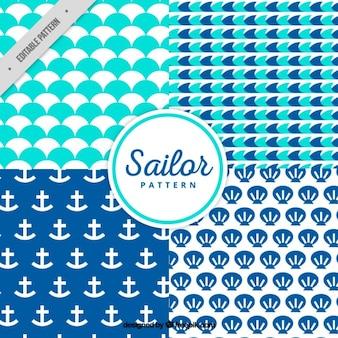 Sailor mustersammlung