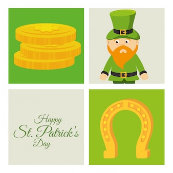 Saint patrick day feier