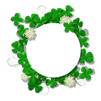 Saint patricks day rahmen