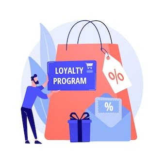 Saisonale verkaufsrabatte. geschenke kaufen, boutiquen besuchen, luxus einkaufen. preisnachlass gutscheine, spezielle urlaubsangebote.