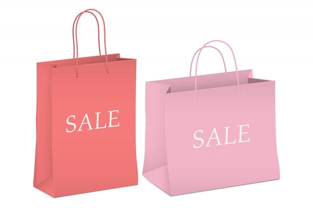 Saisonverkauf, einkaufstüten