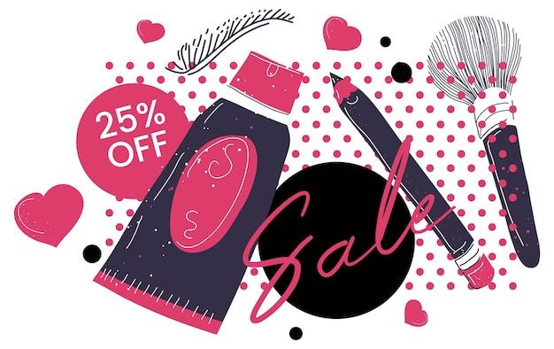 Sale und rabatte kosmetikprodukte räumung