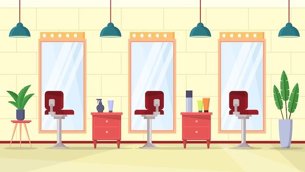 Salon - innenszenen