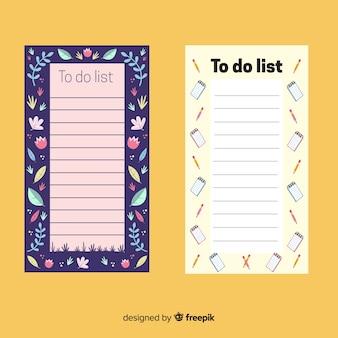 Sammeln von listen