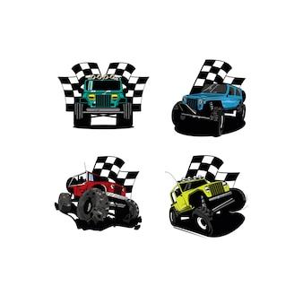 Sammlung sportwagen