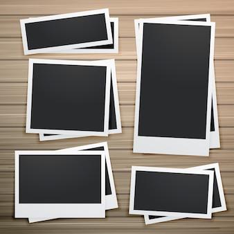 Sammlung von bilderrahmen-design