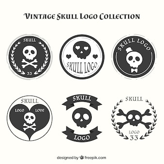 Sammlung von vintage-logos