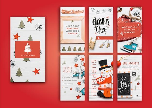 Sammlung von weihnachtsgeschichten