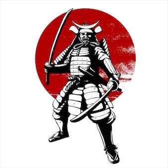 Samurai-krieg