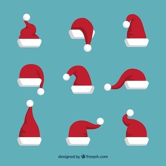 Santa claus hut sammlung