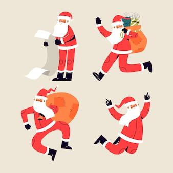 Santa klausel charakter