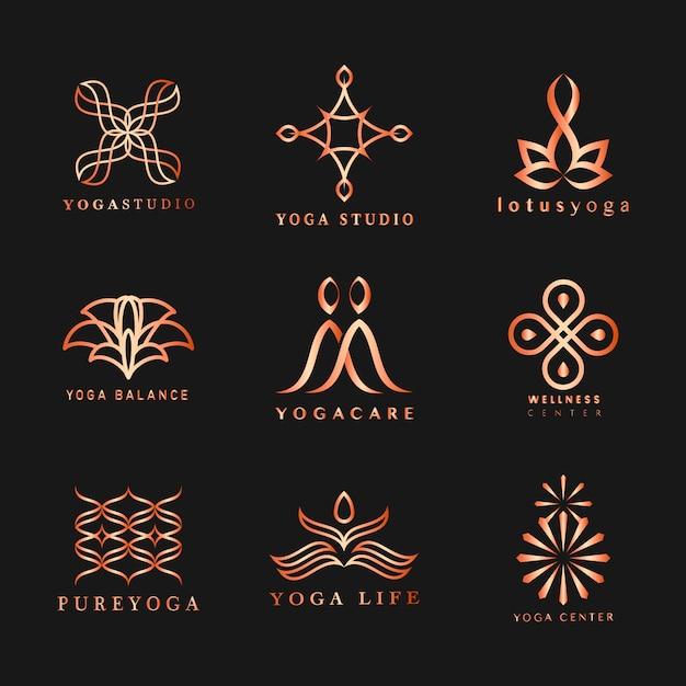 Satz des yoga-logovektors