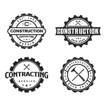 Satz konstruktionen logo