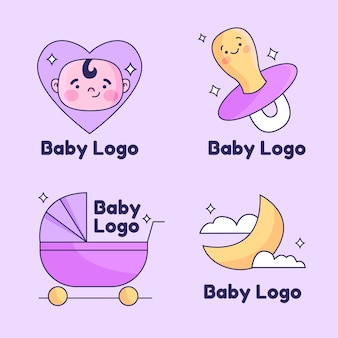 Satz niedliche babylogos
