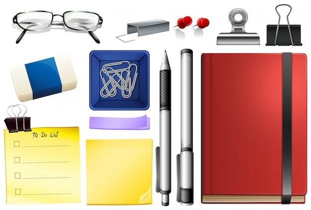Satz stationärer objekte