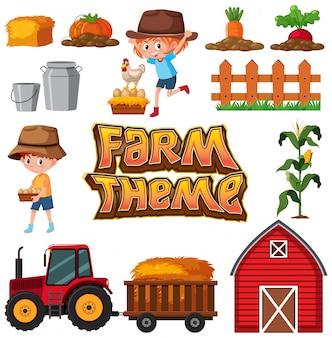 Satz von farmelement