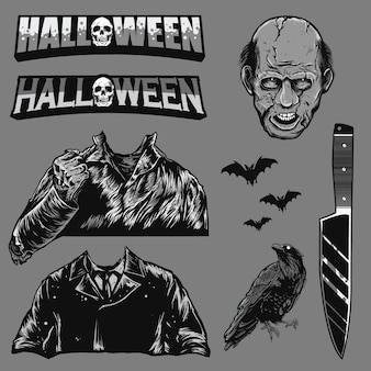 Satz von halloween